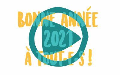 Très bonne année 2021 !!