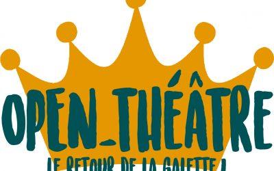 Jeudi 28 janvier : Open-Théâtre / Le Retour de la Galette ! // ANNULÉ