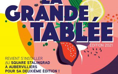 La Grande Tablée d'Aubervilliers 2021 // Samedi 10 juillet